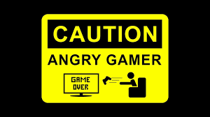 Angry Gamer Kid Meme - funny angry gamers losing temper compilation 1 youtube