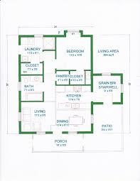 Barn Homes Floor Plans Grama Sue U0027s Floor Plan Play Land Gambrel Barn Home 24 X32