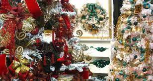 los angles u0027 best christmas trees u0026 decor showroom aldik home