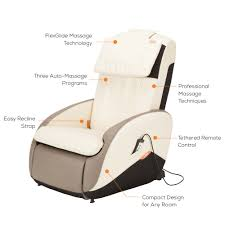 Compact Design Ijoy Active 2 0 Massage Chair