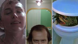 The Beat Mirror In The Bathroom by 17 Moments Of Movie Terror In The Bathroom Den Of Geek