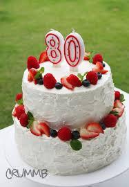 dad u0027s 80th birthday cake crummb