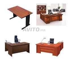 bureau en bois a vendre bureaux en bois à vendre à dans matériels professionnels avito ma