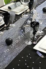 decoration de luxe 87 best déco de table noir et argent images on pinterest money