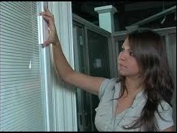 Stanley Patio Doors Blind Fix