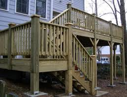 domestic wood for decks homeowner guide lincoln deck building