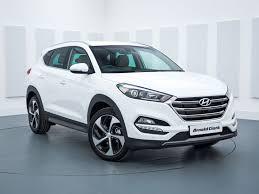 is hyundai tucson a car brand 67 plate hyundai tucson 1 7 crdi blue drive sport