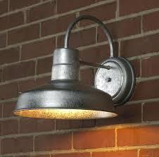 Galvanized Outdoor Lights Tags1 Galvanized Barn Light Fixtures Lighting Designs Remarkable