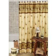Shower Curtain Bathroom Sets Pine Cone Shower Curtain Sets Shower Curtains Ideas