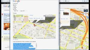 G00gle Map Embed Google Map Joomla 2 5 Youtube