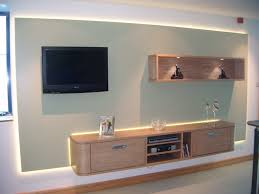 Shelving Furniture Living Room by Wall Mounted Media Cabinet Prepac Furniture Cherry Composite
