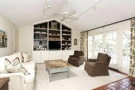 track light ceiling fan combo ceiling fan with track lighting easy installing airplane ceiling fan