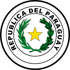 Central America Map With Capitals Departments Of Paraguay Wikipedia