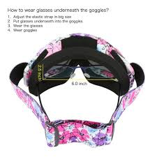 popular goggles motocross buy cheap amazon com motorcycle goggles dirt bike atv motocross mx goggles