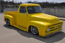 Classic Ford Truck Interiors - 1953 ford f100