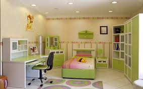 Green And Blue Bedroom Ideas For Girls Bedroom Excellent Kids Room Decoration With Light Blue Wallpaper