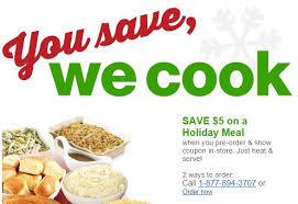 fred meyer save 5 on your meal with coupon frugal