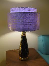retromod design reproduction fiberglass lamp shades vintage