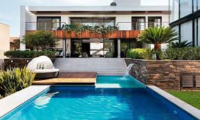 house with pools houses with pools 60 models designs and photos home decoo
