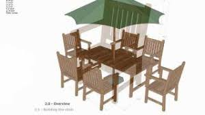 free patio furniture building plans woodworking projects u0026 plans