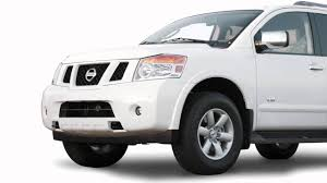 2015 nissan armada front and rear sonar system if so equipped