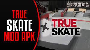 apk true skate true skate mod apk mod money unlocked mod apk review