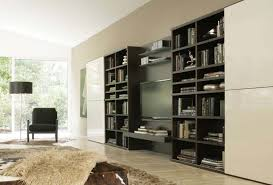 Bookcase System Logo 242 Wall Unit With Bookcase System By Sangiacomo Italy