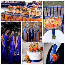 wedding colors blue and orange wedding colors wedding ideas uxjj me