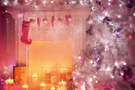 pink christmas pink christmas decorations lovetoknow