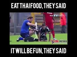 Thai Food Meme - eat thai food they said it will be fun they said youtube