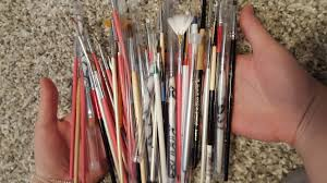 best nail art brushes it takes a while to find your perfect match