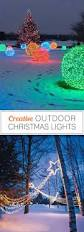 Ebay Christmas Lights Outdoor by Led Shooting Star Light Set Christmas Holiday Outdoor Yard Art