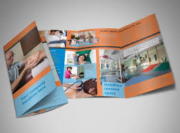 office brochure templates chiropractic clinic brochure template mycreativeshop
