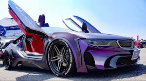 Bmw I8 Body Kit - eve ryn bmw i8