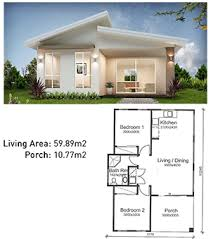 Two Bedroom Granny Flat Floor Plans Image Buildings Granny Flat Design 2 2 Bedroom