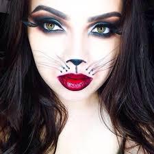Cat Costumes Halloween 25 Bunny Makeup Ideas Deer Face Paint Bunny