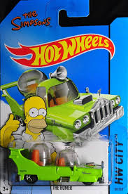 homer the homer now a real ish car from wheels boing boing