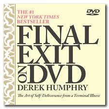 exit on dvd by derek humphry ergo
