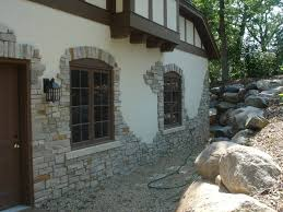 stucco and stone stone stucco walls featured in the u201cminneapolis