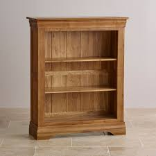 Small Bookcase Walmart French Farmhouse Solid Rustic Oak Small Bookcase