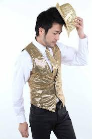 Cheap Name Brand Clothes For Men Male Paillette Vest Dance Costume Kostumer Pinterest