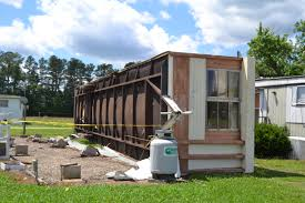 overturned mobile home these days of mine