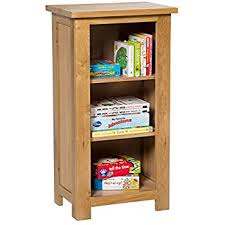 Beech Bookcases Uk Small Bookcase Beech 3 Open Shelves Amazon Co Uk Kitchen U0026 Home