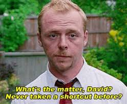 Shaun Of The Dead Meme - shaun of the dead find make share gfycat gifs