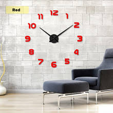 Large Mirrored Wall Clock Online Get Cheap Antique Large Mirror Aliexpress Com Alibaba Group