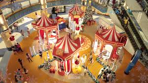 Commercial Christmas Decorations For Shops by Top 10 Shopping Mall Christmas Decoration In Kl Youtube