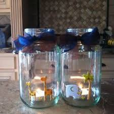 mason jar centerpieces for baby shower cake pops in mason jars