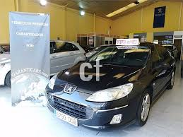 peugeot 407 coupe 2007 used peugeot cars spain