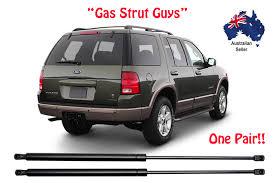 Ford Explorer Models - gas struts suit ford explorer tailgate ut ux uz models 2002 to