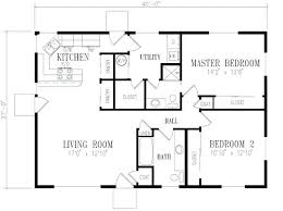 two bedroom home plans 2 bedroom home plan iamfiss com